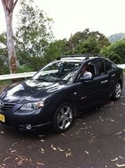Mazda SP23 5 sp Manual - 85000kms