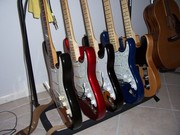 Strats and Tele for sale.