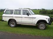 1988 HJ60 LANDCRUISER WAGON GR8 PROJECT/SPARE PARTS --- $3500 ONO ---