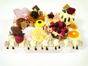 ]Beautiful Dessert Crafts Ornaments