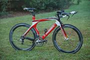 Specialized S-Works Transition,  ZIPP 404s,  large
