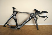 Scott Plasma Premium Triathlon Frameset Size 52(Cervelo,  Specialized,