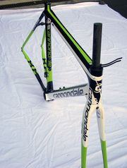 2014 Cannondale EVO Team HM Carbon Frameset/Fork 54cm Road
