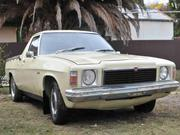 1978 Holden Hz Holden 1978 HZ Ute 4 speed. 202