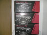 (2) PIONEER CDJ-2000 NXS2 + (1) PIONEER DJM-900 NXS2