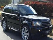 2005 Land Rover 2005 Land Rover Range Rover Sport TDV6 Auto 4x4 MY