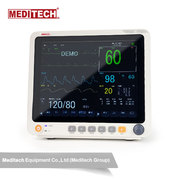 China Meditech Ce Approved Patient Monitor MD9012 with 12inch Touch Sc